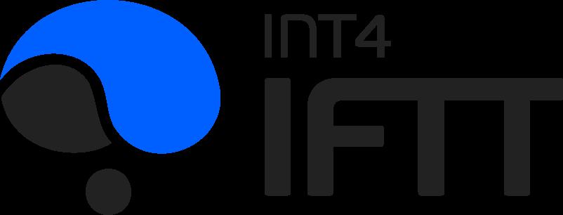 Int4 IFTT logo